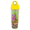 Disney Tervis Water Bottle - 2018 Epcot Flower and Garden Festival - Figment