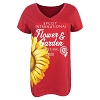 Disney Ladies Shirt - 2018 Epcot Flower and Garden Logo