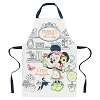 Disney Kitchen Apron - 2018 Epcot Flower and Garden Festival - Minnie