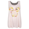 Disney Ladies Tank Top Shirt - 2018 Epcot Flower and Garden Mickey Icon