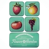 Disney Magnet Set - 2018 Epcot Flower and Garden Festival Logo Fruit