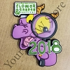 Disney Magnet - 2018 Epcot Flower and Garden Festival Figment