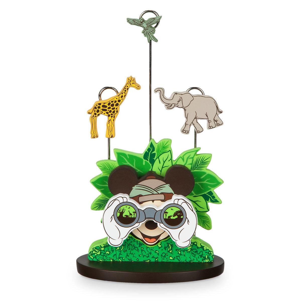 Disney Clip Frame - Safari Mickey Mouse - Animal Kingdom