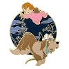 Disney Peter Pan Pin - 65th Anniversary - Nana and Michael Pin