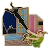 Disney Peter Pan Pin - 65th Anniversary - Peter Pan and His Shadow