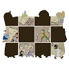 Disney Peter Pan Pin - 65th Anniversary - Mystery Pins