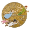 Disney Peter Pan Pin - 65th Anniversary - Jumbo Pin