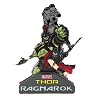 Disney Marvel Pin - Thor Ragnarok - Thor and Hulk