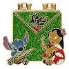 Disney Holidays Around The World Pin - 2017 DVC Lilo and Stitch