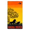 Disney Beach Towel - Hakuna Matata - The Lion King