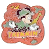 Disney Minnie Pin - Safari Minnie - Totally Trekkin'