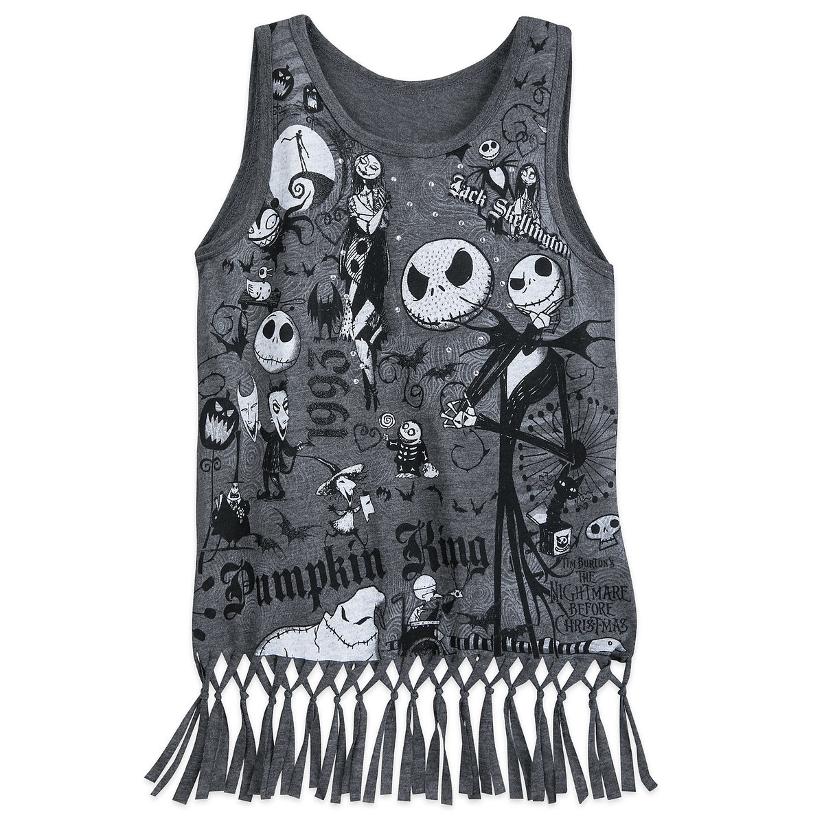 Your WDW Store - Disney Girls Shirt - Nightmare Before Christmas ...