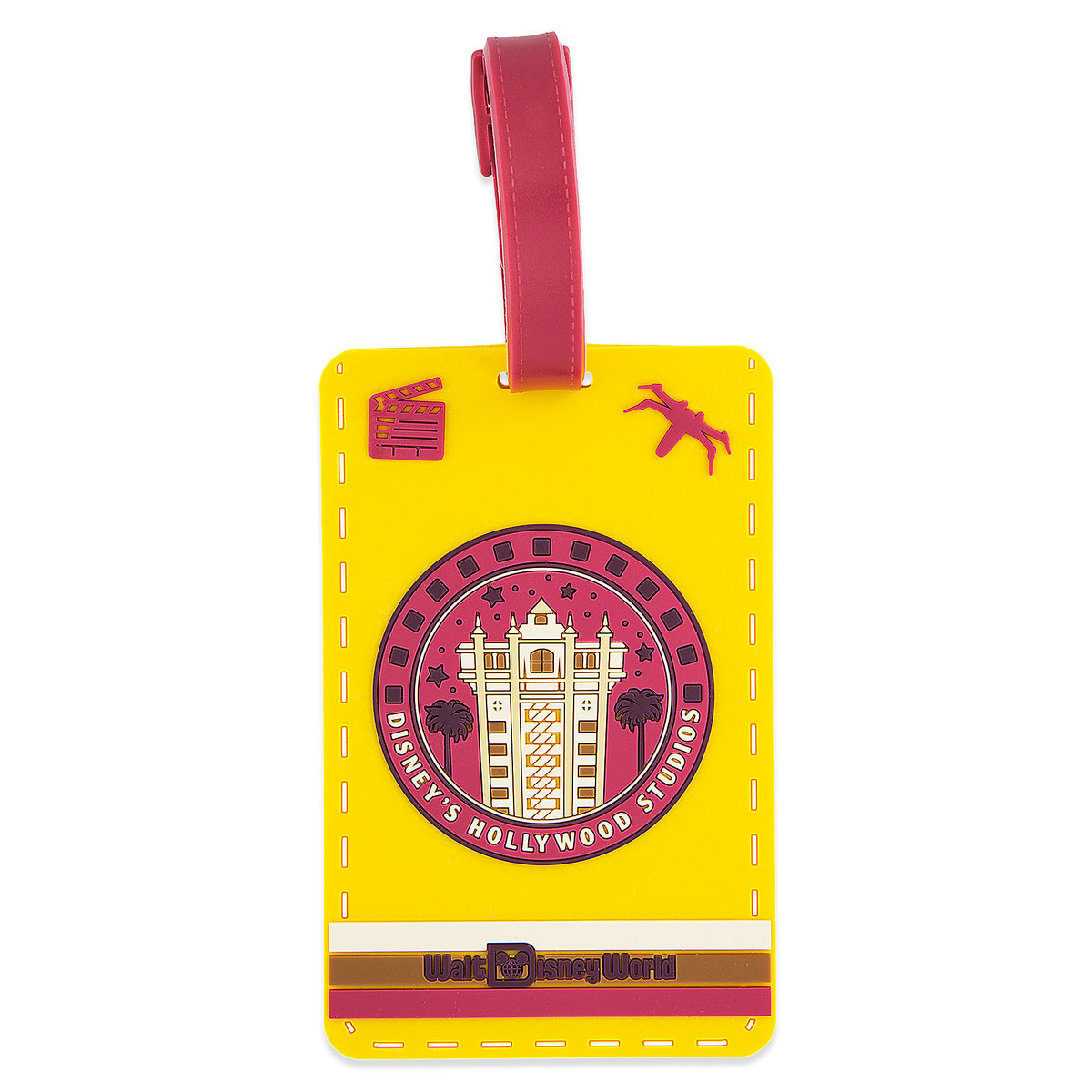 Disney Luggage Tag - Passport Collection - Hollywood Studios