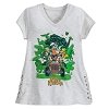 Disney Girls Shirt - Animal Kingdom - Safari Mickey and Friends