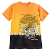 Disney Kids Shirt - Animal Kingdom - Mickey and Friends Tie-Dye
