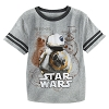Disney Kids Shirt - Star Wars BB-8 Ringer