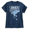 Disney Adult Shirt - Genie - I am Here Two Wishes