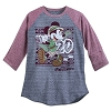 Disney Adult Shirt - Animal Kingdom 20th Anniversary Mickey Raglan