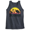 Disney ADULT Shirt - The Lion King - No Worries Tank Top