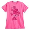 Disney ADULT Shirt - Minnie Mouse Walt Disney World - Pink