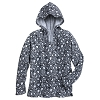 Disney Women's Hoodie - Mickey Icon Animal Print