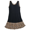 Disney Women's Dress - Mickey Mouse Animal Print