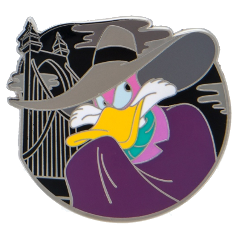 Disney Darkwing Duck Pin