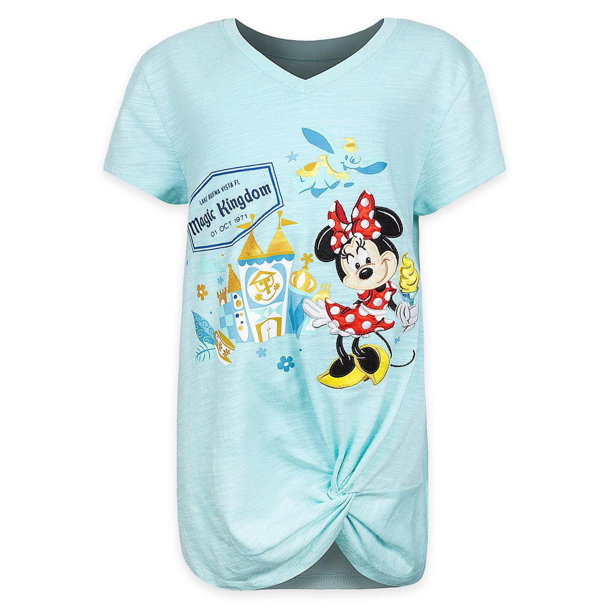 Disney Girls Minnie Mouse T-Shirt