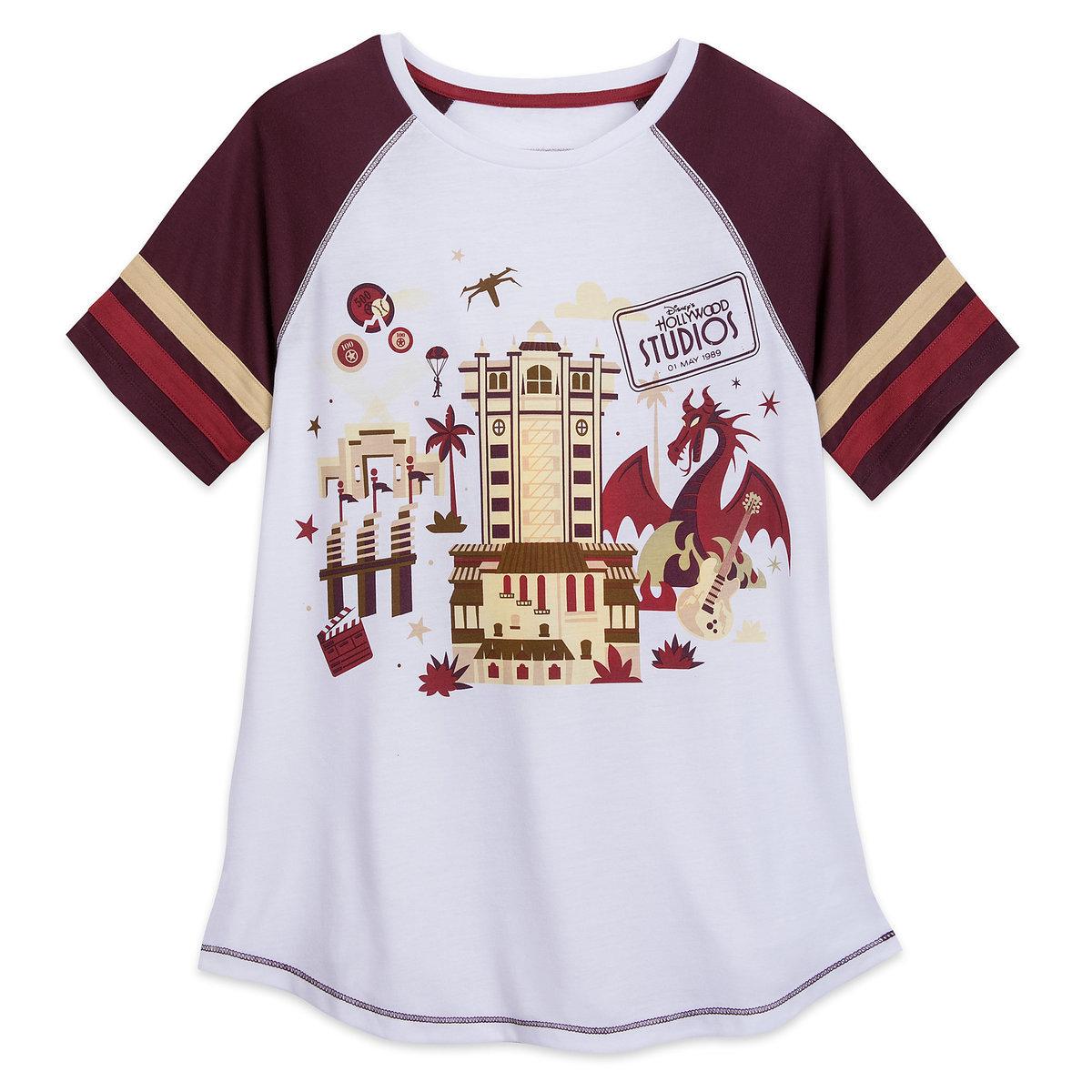 f8869ff6ceb Add to My Lists. Disney Women's Shirt - Hollywood Studios Raglan