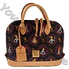 Disney Dooney & Bourke Bag - ZIP ZIP SATCHEL - 2017 Princess Marathon
