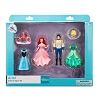 Disney Fashion Play Set - Ariel and Eric Deluxe Playset