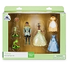 Disney Fashion Play Set - Tiana and Neveen Deluxe Playset