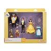 Disney Fashion Play Set - Belle and Beast Deluxe Playset