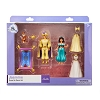 Disney Fashion Play Set - Jasmine & Aladdin Deluxe Playset