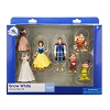Disney Fashion Play Set - Snow White and The Prince  Deluxe Playset