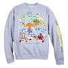 Disney Adult Shirt - Passport Collection - Parks Pullover Sweatshirt