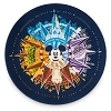 Disney Plate - Mickey Mouse Compass - 7''
