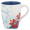 Disney Coffee Cup Mug - Mickey Mouse Hibiscus