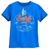 Disney Boys Shirt - Mickey Mouse Surf Shop T-Shirt