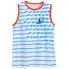 Disney Boys Shirt - Surf Mickey Mouse Ringer Tank Top