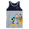 Disney Kids Shirt - Passport Collection - Mickey and Friends Tank