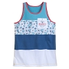 Disney Men's Shirt - Mickey Surf Shop Tank Top - If There's a Will