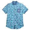 Disney Men's Shirt - Mickey Mouse Surf Woven Shirt