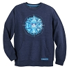 Disney Men's Shirt - Mickey Compass Sweatshirt for Men
