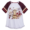 Disney Women's Shirt - Hollywood Studios Raglan