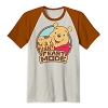 Disney Adult Shirt - Winnie the Pooh Feast Mode