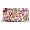 Disney Wallet - Loungefly x Beauty and the Beast Character Rose Print