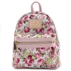 Disney Mini Backpack - Loungefly x Beauty and the Beast Character Rose