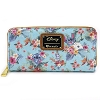 Disney Wallet - Loungefly x Stitch and Scrump Tropical Floral Print