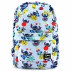 Disney Backpack - Loungefly x Stitch, Scrump and Fruit Print